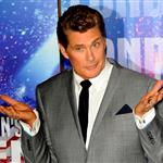 David Hasselhoff promotes Britain's Got Talent 83179