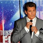 David Hasselhoff promotes Britain's Got Talent 83181