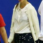 Katie Holmes and Suri at a gym in NYC 124148