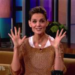 Katie Holmes on The Tonight Show  91126