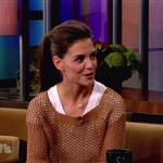 Katie Holmes on The Tonight Show  91127