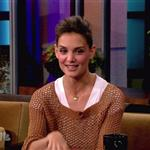 Katie Holmes on The Tonight Show  91133