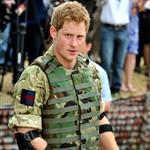 Prince Harry visits Up Park Camp on in Kingston, Jamaica 108389