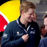 Prince Harry at the British F1 Grand Prix  89648