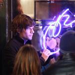 Jesse Eisenberg on the set of Now You See Me  104810