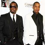 Jay Z and Diddy Black Ball 13984