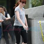 Bryce Dallas Howard after a workout in Vancouver prepping for Eclipse 44104