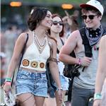Vanessa Hudgens and Josh Hutcherson at Coachella  83335