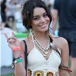 Vanessa Hudgens and Josh Hutcherson at Coachella  83340