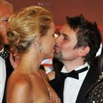 Kate Hudson at the Venice Film Festival premiere of The Reluctant Fundamentalist with Matt Bellamy 124444