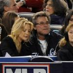 Kate Hudson watches as Yankees lose World Series Game 1 and ARod strikes out 3 times 49626