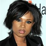 Jennifer Hudson Saturday night at the Clive Davis pre-Grammy party 32336