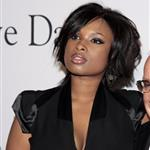 Jennifer Hudson Saturday night at the Clive Davis pre-Grammy party 32339