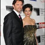 Hugh Jackman and Catherine Zeta Jones at A Fine Romance benefit 27280