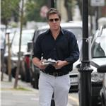 Hugh Grant spotted out and about in Chelsea 92053