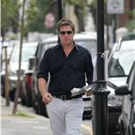 Hugh Grant spotted out and about in Chelsea 92054
