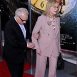 Martin Scorsese and wife Helen at the New York premiere of Hugo 99079