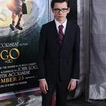 Asa Butterfield at the New York premiere of Hugo 99088