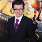 Asa Butterfield at the New York premiere of Hugo 99090