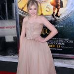 Chloe Moretz at the New York premiere of Hugo	 99095