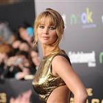 Jennifer Lawrence at the world premiere of The Hunger Games  108784