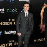 Josh Hutcherson at the world premiere of The Hunger Games  108801