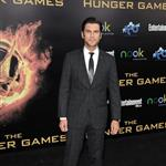 Wes Bentley at the world premiere of The Hunger Games  108805