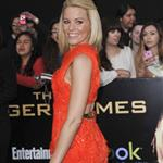 Elizabeth Banks at the world premiere of The Hunger Games  108815