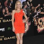 Elizabeth Banks at the world premiere of The Hunger Games  108816