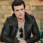 Josh Hutcherson appears on The Marilyn Denis Show in Toronto  109256