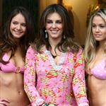 Elizabeth Hurley opens beach boutique at Oxfordshire shopping outlet 36054
