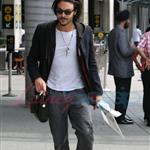 Jack Huston arrives for Eclipse in Vancouver 45593
