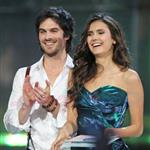 Nina Dobrev Ian Somerhalder at the MMVAs 88321