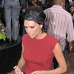 Victoria Beckham arrives for American Idol auditions in Boston 44762