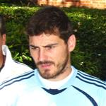 Iker Casillas at Real Madrid practice in LA without Sara Carbonero 66534