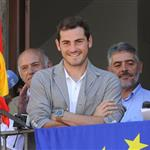 Iker Casillas honoured in his hometown of Navalacruz, Spain 67892