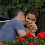 Iker Casillas and Sara Carbonero PDA throw down with Cristiano Ronaldo and Irina Shayk 85056
