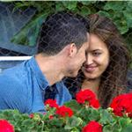 Iker Casillas and Sara Carbonero PDA throw down with Cristiano Ronaldo and Irina Shayk 85058