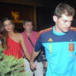 Iker Casillas Sara Carbonero in Madrid for World Cup celebrations  65033