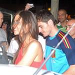 Iker Casillas Sara Carbonero in Madrid for World Cup celebrations  65036