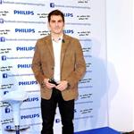 Iker Casillas promotes Philips appliances in Spain 99138