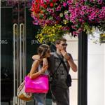Iker Casillas and Sara Carbonero go shopping in LA 65873