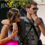 Iker Casillas and Sara Carbonero go shopping in LA 65874