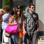 Iker Casillas and Sara Carbonero go shopping in LA 65879