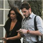 Iker Casillas and Sara Carbonero out and about in LA  66021