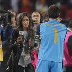 Sara Carbonero and Iker Casillas  75881