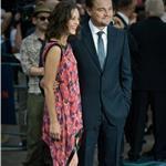 Leonardo DiCaprio Marion Cotillard at UK premiere of Inception  64765