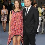 Leonardo DiCaprio Marion Cotillard at UK premiere of Inception  64766