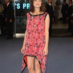 Marion Cotillard at UK premiere of Inception  64771