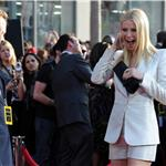 Gwyneth Paltrow and Scarlett Johansson both wear white Armani to LA premiere of Iron Man 2 59624